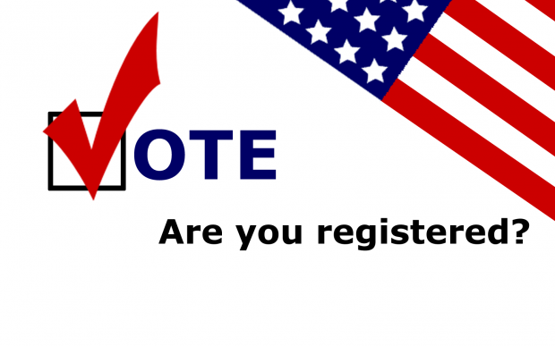 Voter registration deadline is Friday