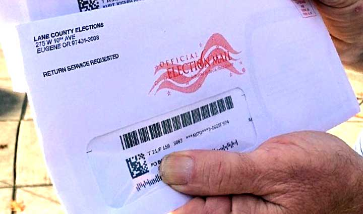Ballots for November Special Election mailed today