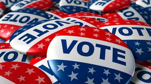 Few contested races dot Crawford County's primary election today